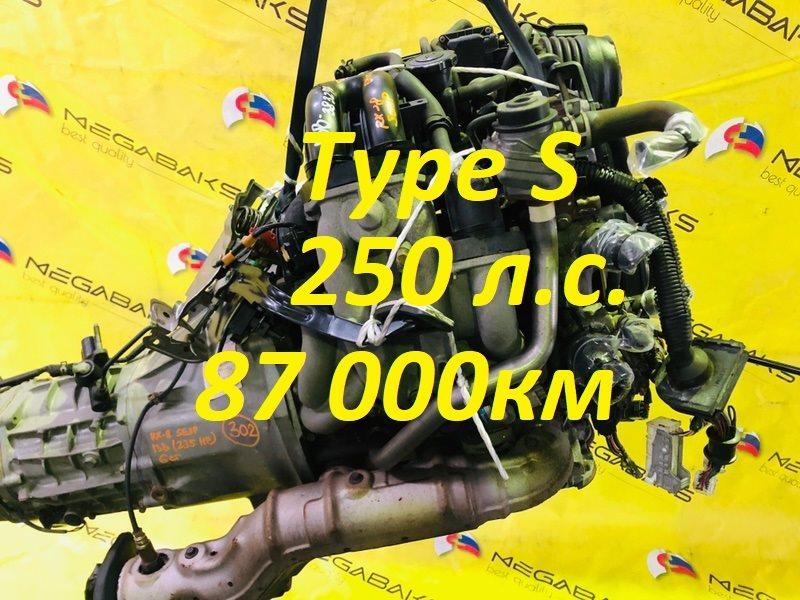 Двигатель Mazda Rx-8 SE3P 13B 2006 383276 (б/у)