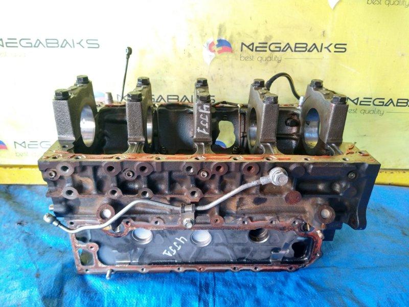 Блок двигателя Isuzu Elf NHR85 4JJ1 (б/у)
