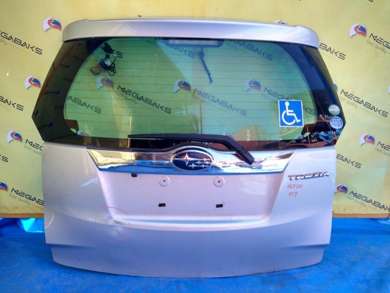 Дверь задняя Subaru Trezia NCP120X (б/у)