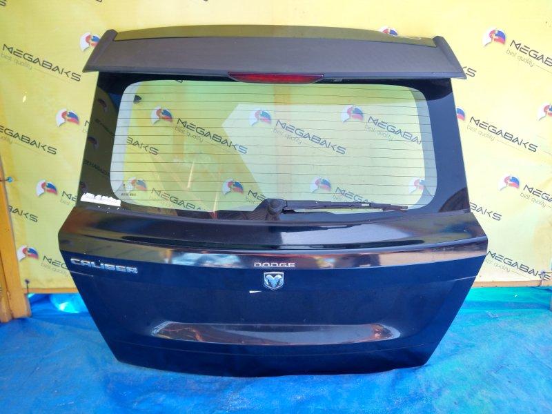 Дверь задняя Dodge Caliber PM ECN (б/у)