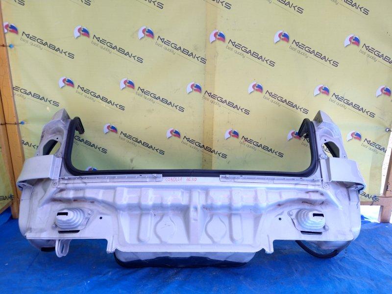 Задняя панель кузова Toyota Corolla AE110 II MODEL (б/у)