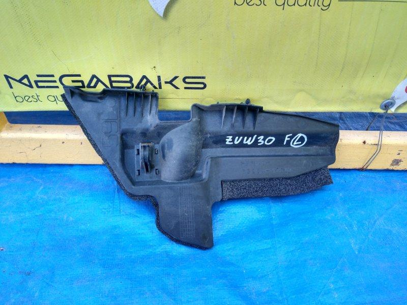 Защита радиатора Toyota Prius ZVW30 передняя левая (б/у)