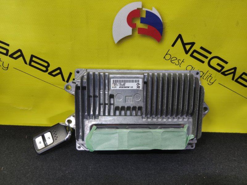 Блок efi Honda Vezel RU3 LEB 37820-51E-J67 (б/у)