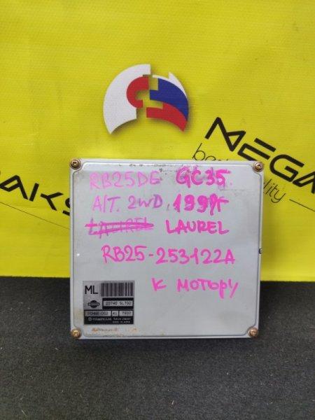 Блок efi Nissan Laurel GC35 RB25DE 23740 5L702 (б/у)