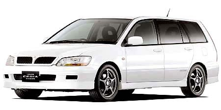Обвес Mitsubishi Lancer Cedia CS5W 4G93 Sports Edition (б/у)
