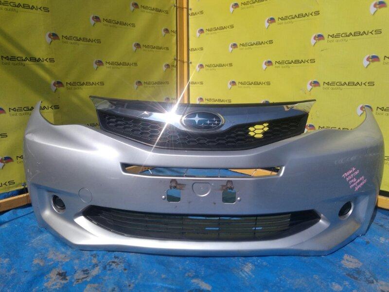 Бампер Subaru Trezia NCP120X передний + решетка (б/у)