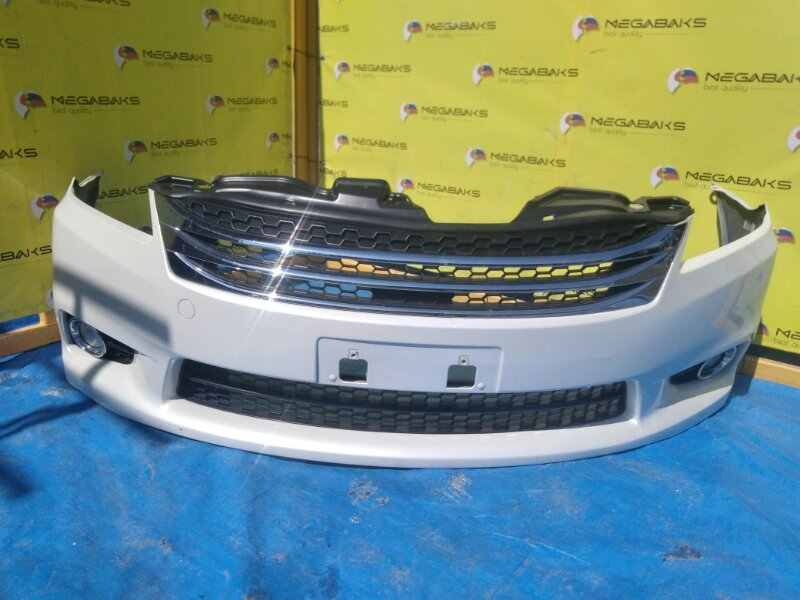 Бампер Toyota Mark X Zio ANA10 передний II MODEL (б/у)