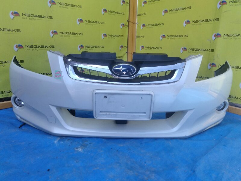 Бампер Subaru Exiga YA5 передний I MODEL (б/у)