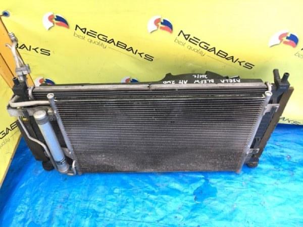 Радиатор кондиционера Mazda Axela BLEFW LF (б/у)