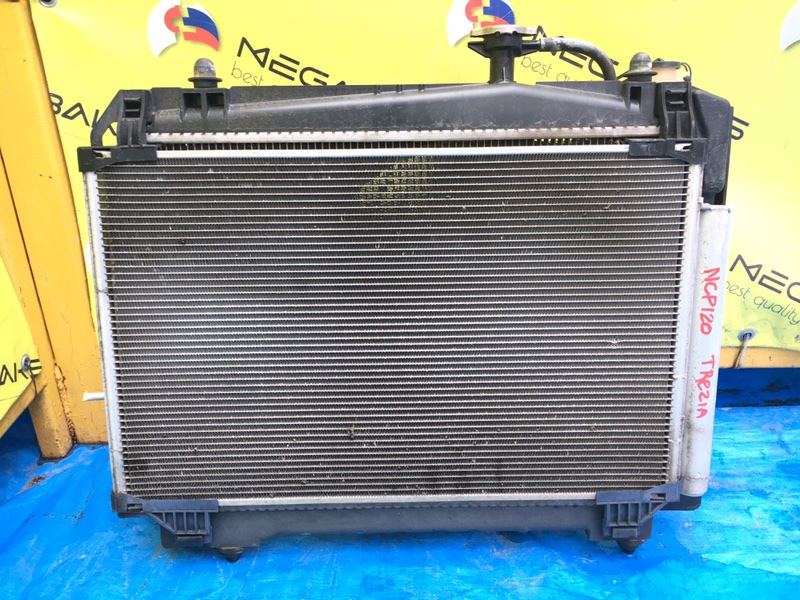 Радиатор кондиционера Toyota Ractis NCP120 (б/у)