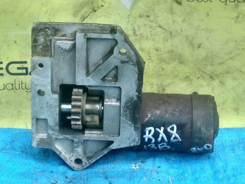 Стартер Mazda Rx-8 SE3P 13B N3H2A (б/у)