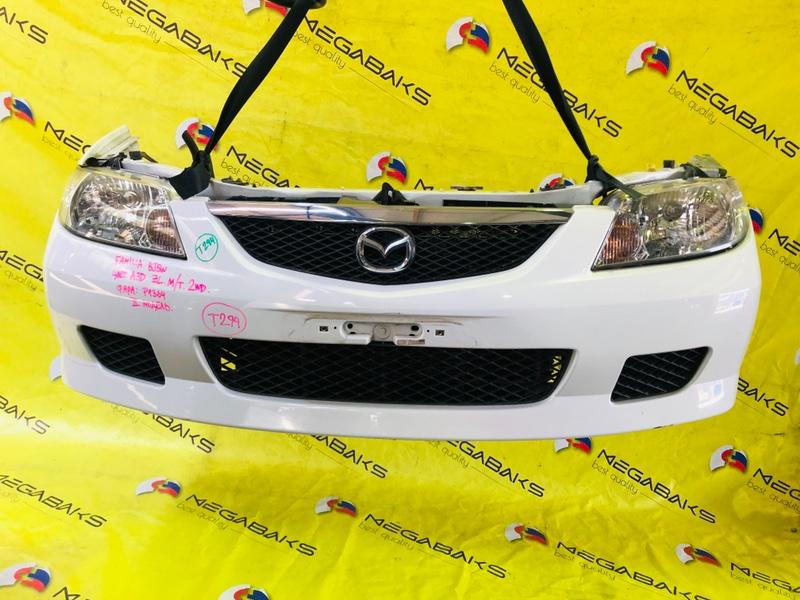Nose cut Mazda Familia BJ5W ZL 2003 P1364 (б/у)