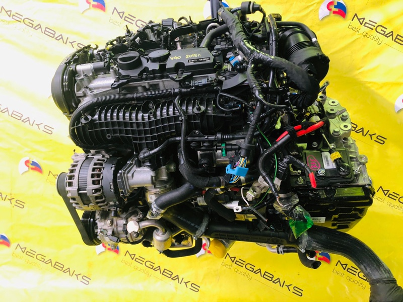 Двигатель Volvo V40 MV B4154T4 2019 2812853 (б/у)