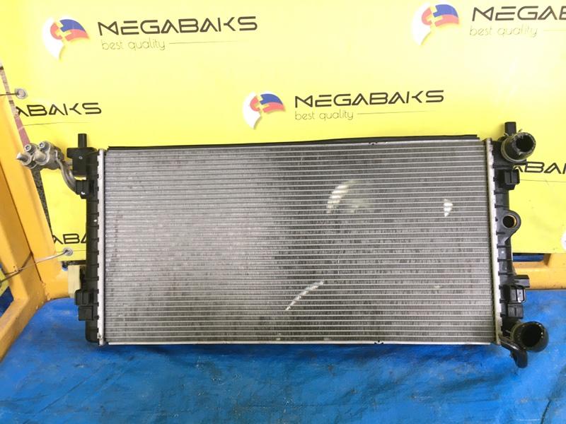 Радиатор основной Volkswagen Polo MK5 CBZB (б/у)