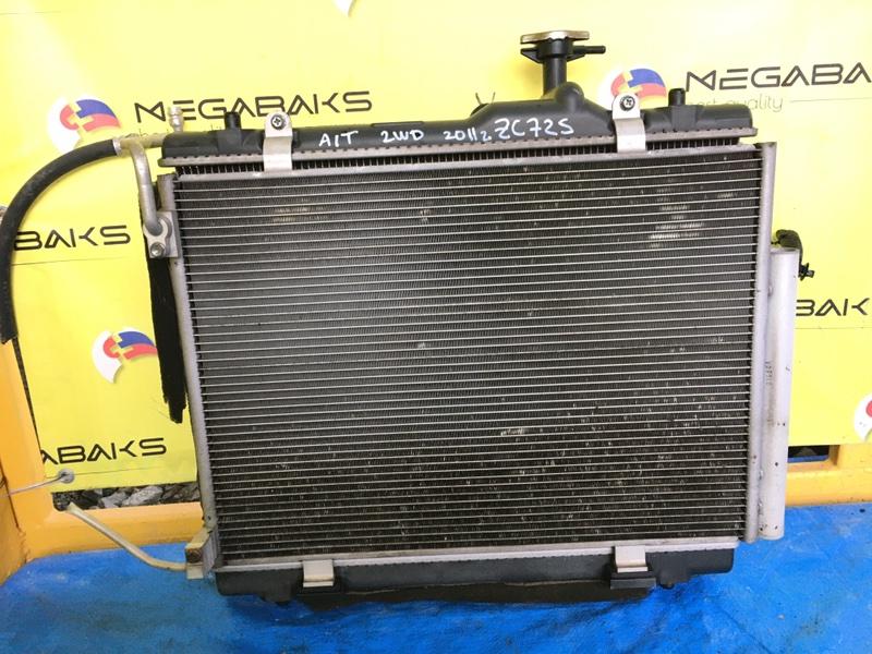 Радиатор кондиционера Suzuki Swift ZC72S K12B (б/у)