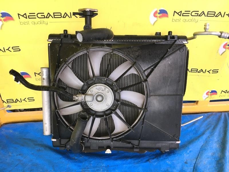 Радиатор основной Suzuki Swift ZC72S K12B (б/у)