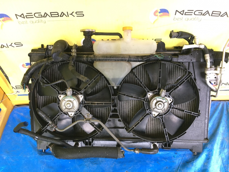Радиатор основной Mazda Atenza GH5AS (б/у)