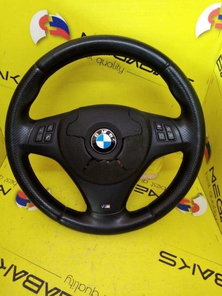 Руль Bmw X1 E84 N46B20 2009 (б/у)
