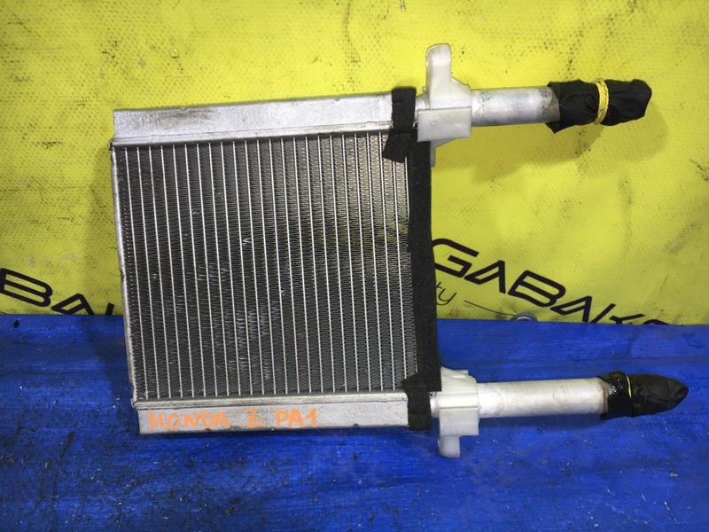 Радиатор печки Honda Z PA1 E07Z (б/у)