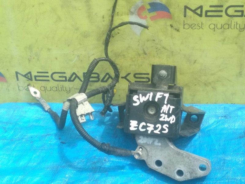 Подушка двигателя Suzuki Swift ZC72S K12B передняя правая (б/у)