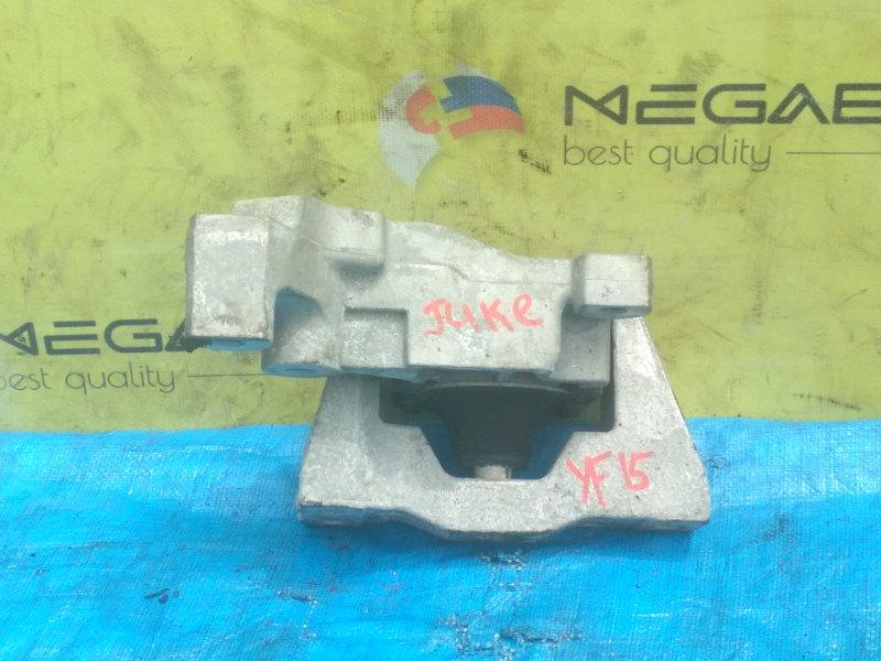 Подушка двигателя Nissan Juke YF15 правая 5250688 (б/у)