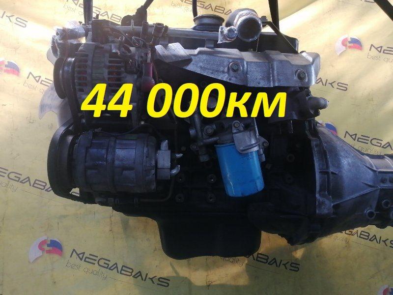 Двигатель Nissan Homy KRME24 TD27 601988 (б/у)