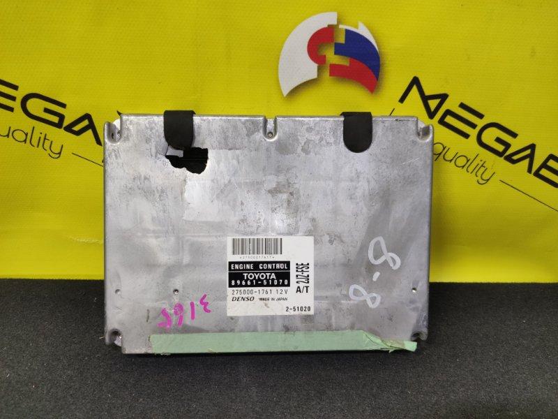Блок efi Toyota Verossa JCG10 2JZ-FSE 89661-51070 (б/у)