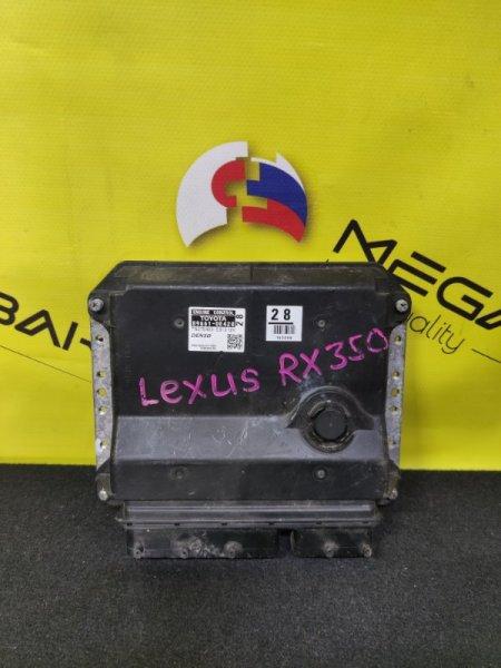 Блок efi Lexus Rx350 GGL15 2GR-FE 2009 TN275400-5310 (б/у)