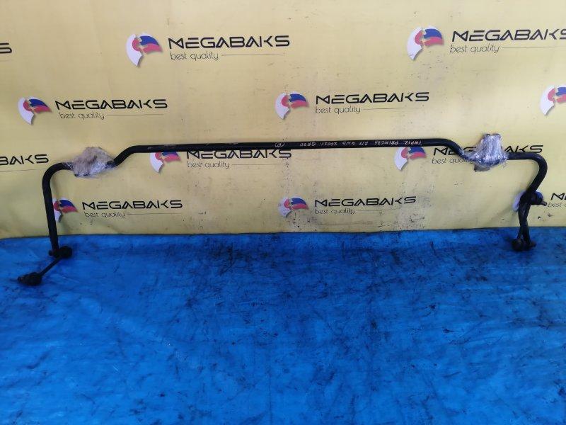 Стабилизатор Nissan Primera TNP12 QR20DE задний (б/у)