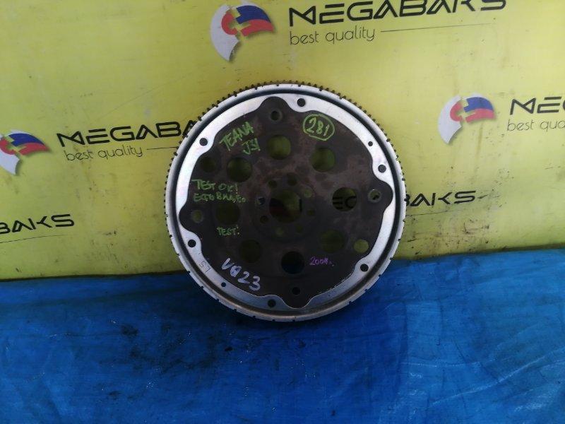 Венец Nissan Teana J31 VQ23DE 12331CA000 (б/у)