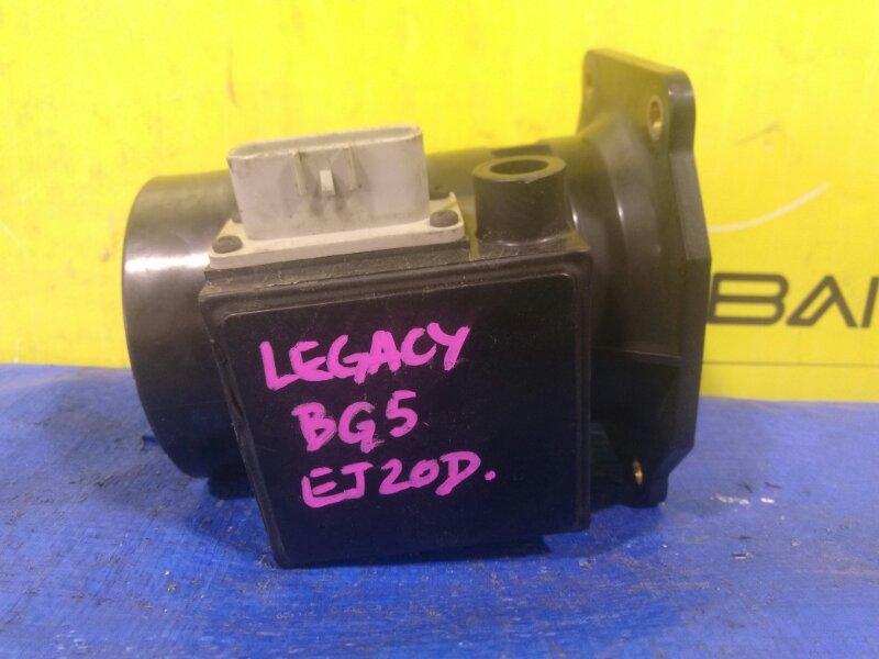 Расходомер воздушный Subaru Legacy BG5 EJ20D 22680 AA160 (б/у)