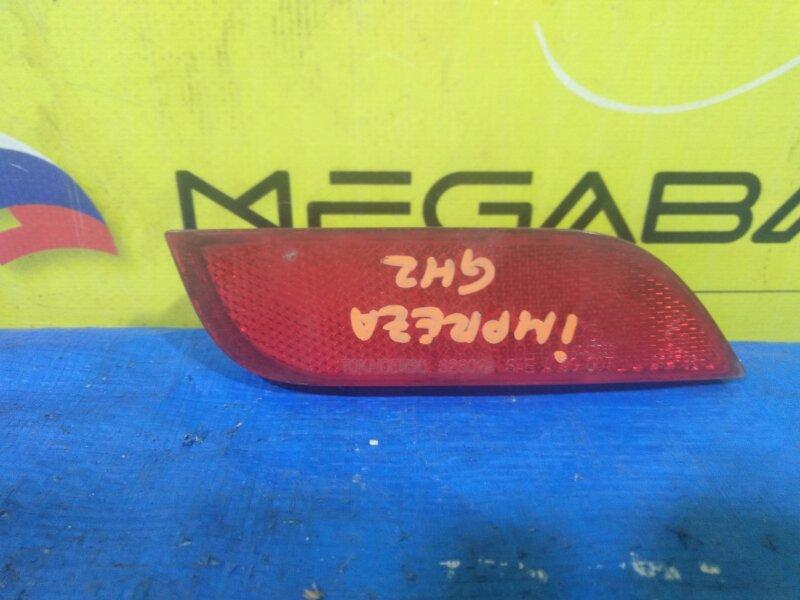 Катафот в бампер Subaru Impreza GH8 задний правый 32302 (б/у)