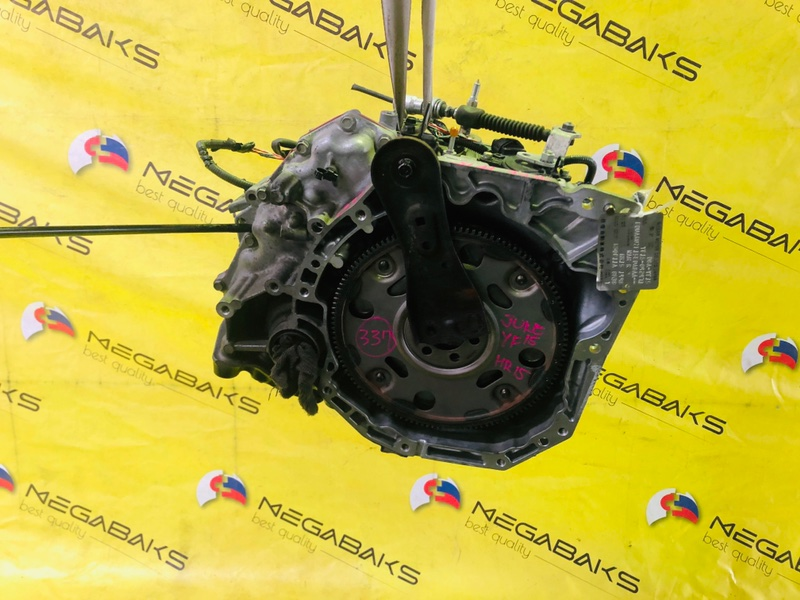 Акпп Nissan Juke YF15 HR15DE 2011 RE0F11A GM38 (б/у)