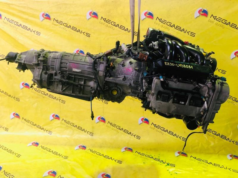 Акпп Subaru Outback BPE EZ30 2005 TG5C7CVABA (б/у)