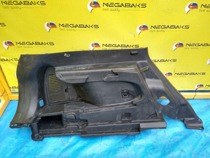 Обшивка багажника Nissan X-Trail NT32 задняя левая (б/у)