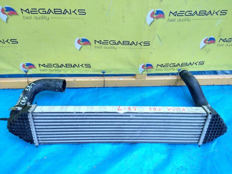 Радиатор интеркулера Ford Kuga CBS JTMA 2011 (б/у)