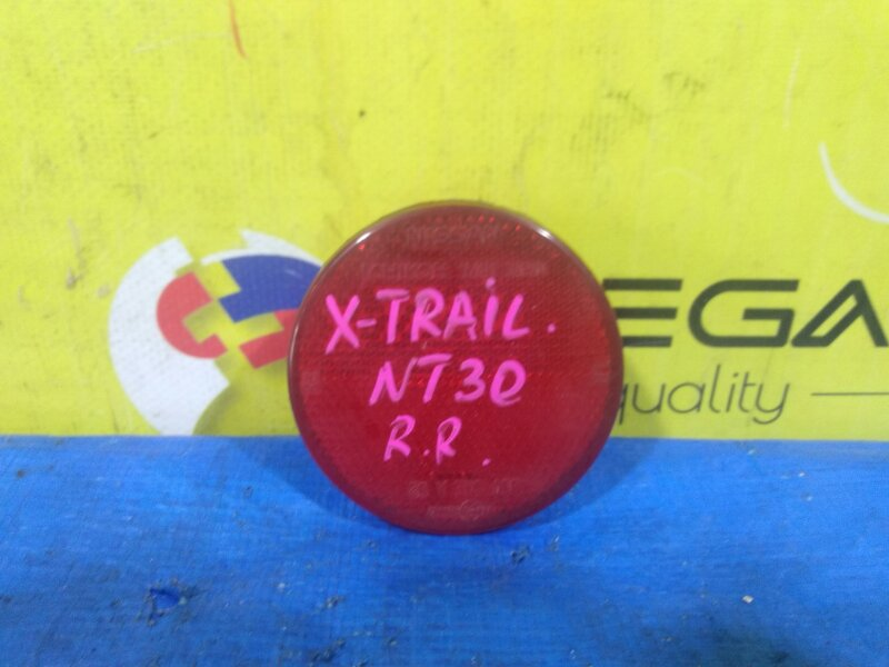 Катафот в бампер Nissan X-Trail NT30 задний правый 7491 (б/у)