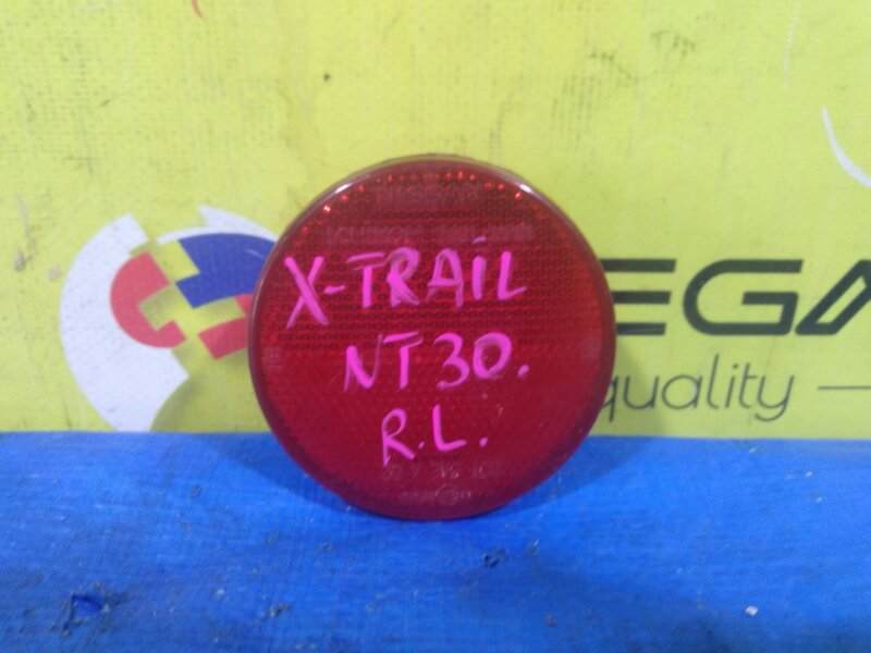 Катафот в бампер Nissan X-Trail NT30 задний левый 7491 (б/у)