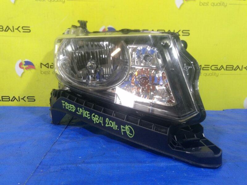 Фара Honda Freed Spike GB3 правая 100-22068 (б/у)
