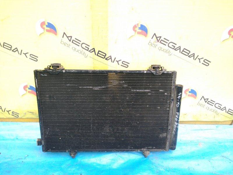 Радиатор кондиционера Toyota Probox NCP50 1NZ (б/у)