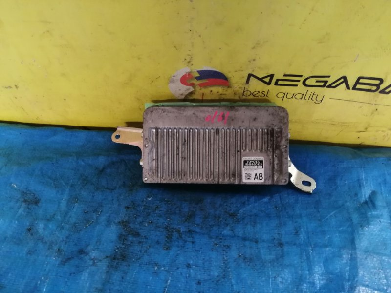 Блок efi Toyota Probox NCP165 1NZ-FE (б/у)