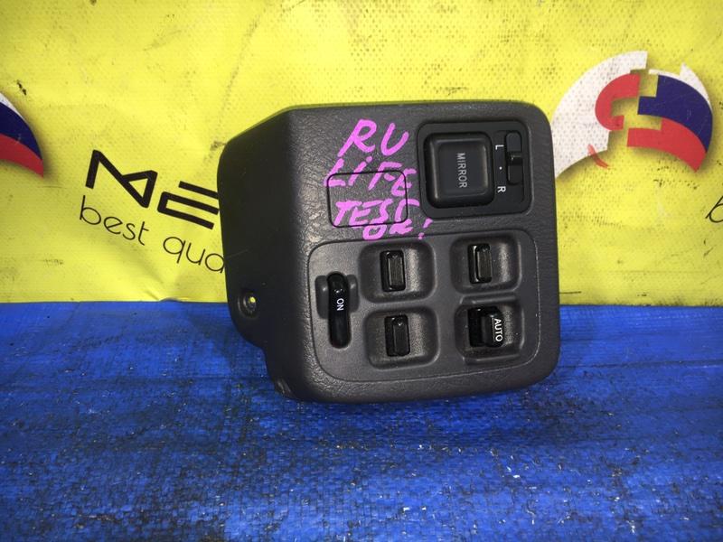 Блок упр. стеклоподьемниками Honda Life JB2 передний правый (б/у)