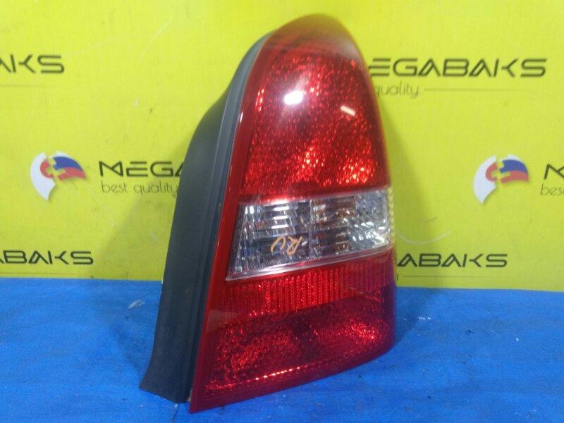Стоп-сигнал Nissan Primera P12 правый 4911 (б/у)