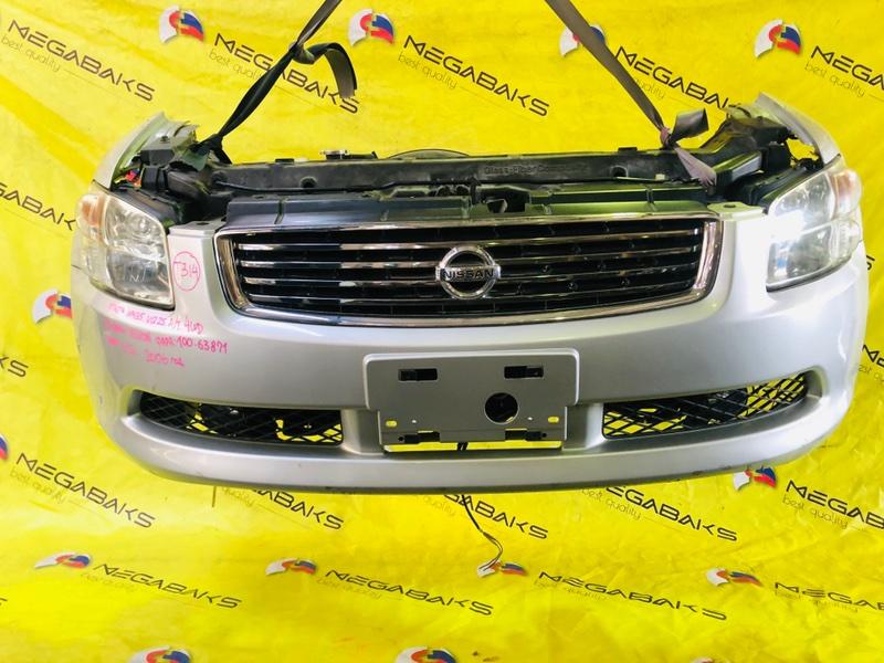 Nose cut Nissan Stagea NM35 VQ25DD 2006 100-63871 (б/у)