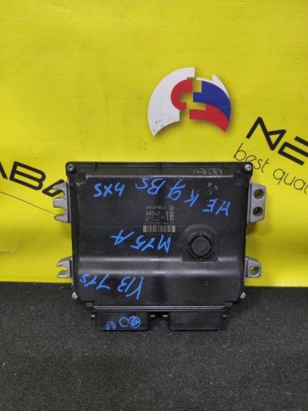 Блок efi Suzuki Sx4 YB11S M15A 112300-4021 (б/у)
