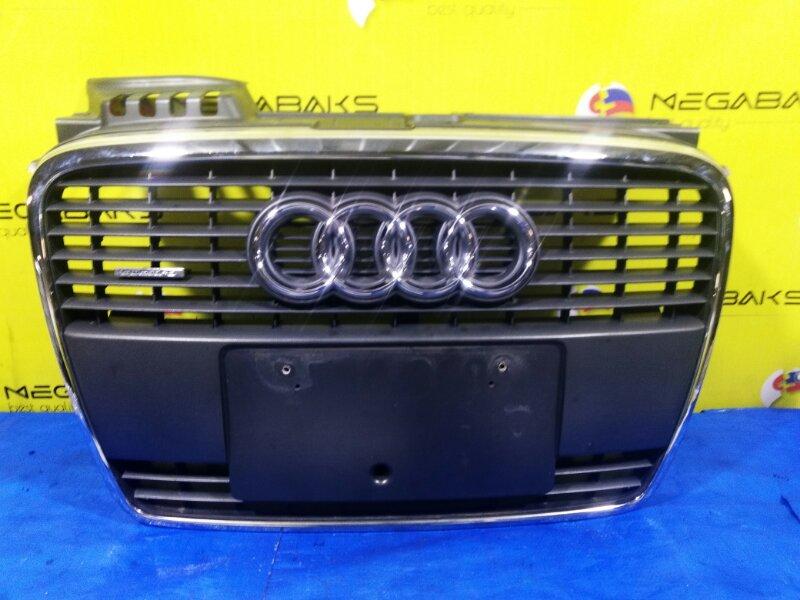 Решетка радиатора Audi A4 B7 ALT 2004 8E0853651J (б/у)