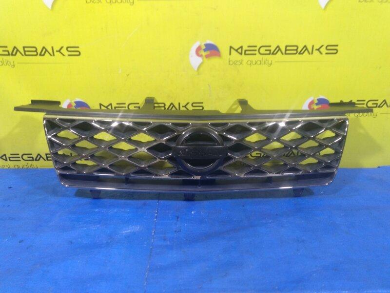 Решетка радиатора Nissan X-Trail T30 62310 EQ000 (б/у)