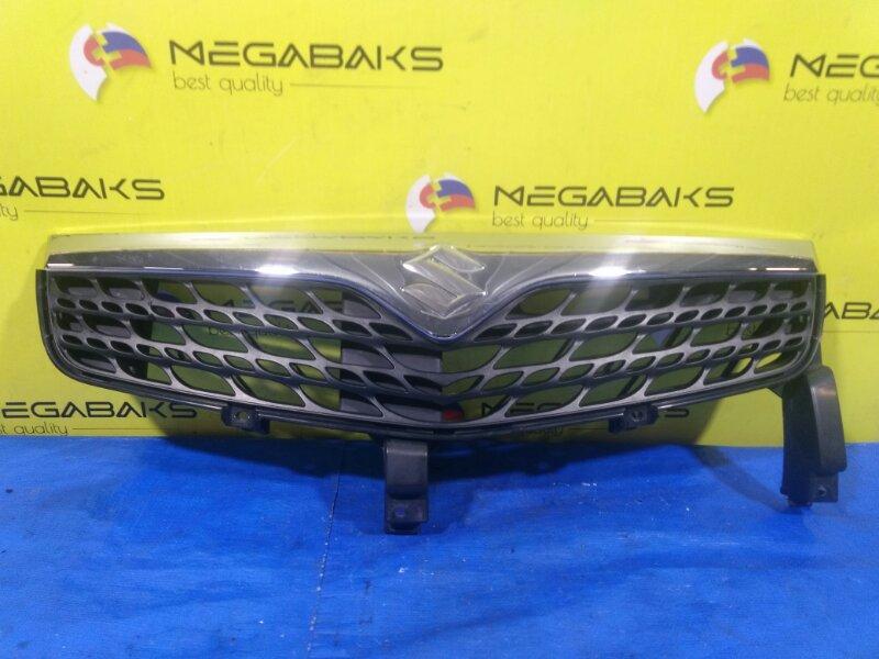 Решетка радиатора Suzuki Mr Wagon MF22S 71751-81J5 (б/у)