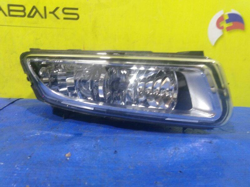 Туманка Volkswagen Polo MK5 правая 174162-02 (б/у)