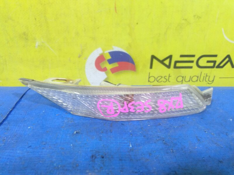 Повторитель бамперный Mazda Rx-8 SE3P правый 214-61009 (б/у)
